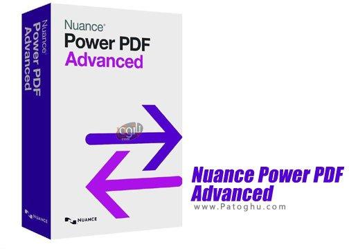 مدیریت ، ویرایش و تبدیل پی دی اف Nuance Power PDF Advanced