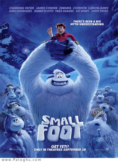 دانلود انیمیشن Smallfoot