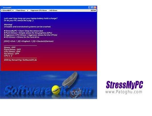دانلود StressMyPC برای ویندوز