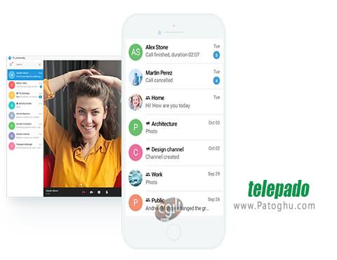 دانلود telepado برای ویندوز