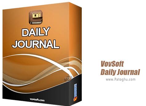دانلود VovSoft Daily Journal برای ویندوز