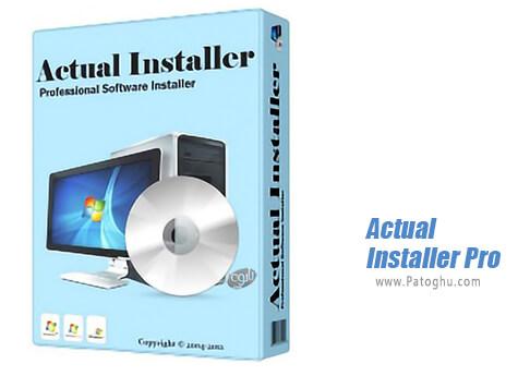 دانلود Actual Installer Pro برای ویندوز
