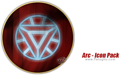 دانلود Arc Icon Pack برای اندروید