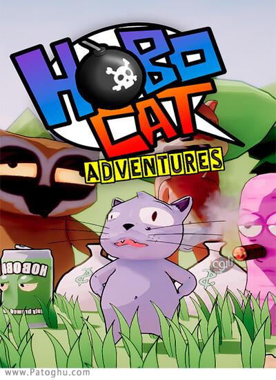 دانلود Hobo Cat Adventures برای ویندوز