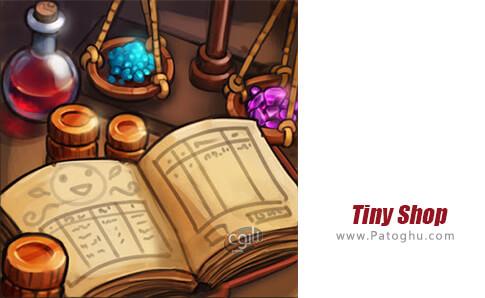 دانلود Tiny Shop برای اندروید